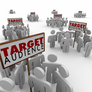 Target Audience Signs Customers Demo Groups Prospects